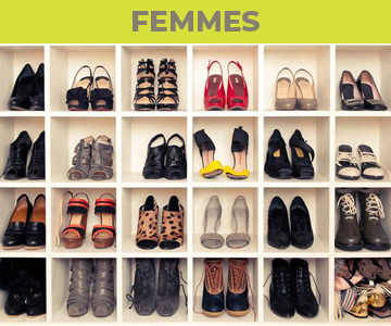 Gémo - Collection chaussures femmes