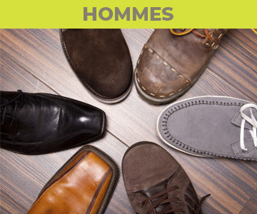 Gémo - Collection chaussures hommes