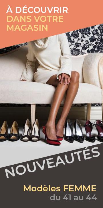 Gémo - Collections de chaussures à Nouméa, Nouvelle-Calédonie